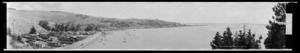 Panorama of Redcliffs, Christchurch. N.Z.