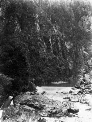 Waitawheta Gorge, Waikato