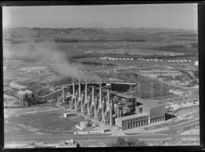 Meremere coal-fired power station, Waikato