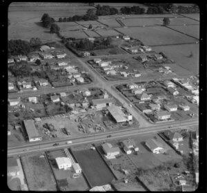 Papakura/Wiri/Manurewa area, Auckland, including factories