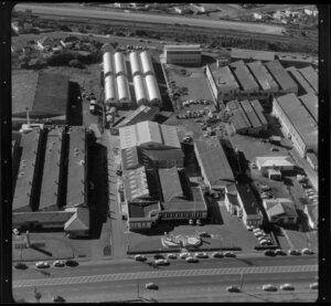 Custom Moulders (NZ) Ltd and Plastic Moulders (NZ) Ltd factories, Ellerslie, Auckland