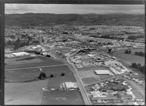 Great South Road, industrial area, Takanini, Papakura, Auckland