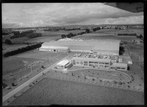 Alcan Industries Aluminium Factory, Wiri, Manukau City, Auckland