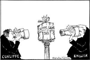 Walker, Malcolm, 1950- :Capital gains tax. 20 July 2011