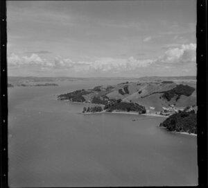 Cowes and Arran Bays, Waiheke Island, Hauraki Gulf, Auckland Region
