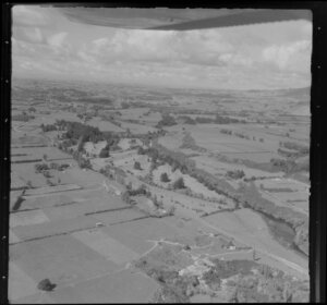 Farm land near Cambridge, Waipa District