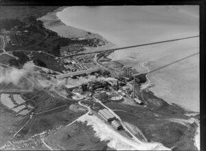 Wilson's (NZ) Portland Cement Company Ltd, Portland, Whangarei