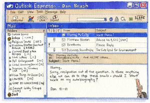 Outlook espresso - Don Brash. 23 November, 2006