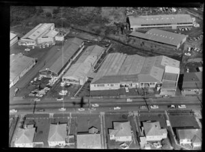 Dominion Containers Ltd, Mount Roskill, Auckland