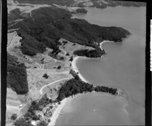 Arran Bay and Cowes Bay, Waiheke Island