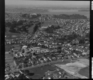 White Swan Road and Ridge Road, Mount Roskill, Auckland