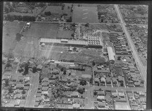 Construction site of Korma Mills, Auckland