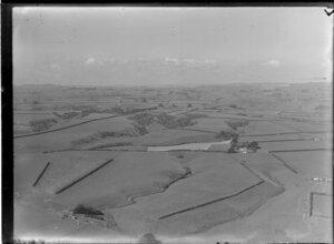 Taranaki farmlands