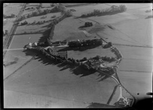 Ruakura state farm, Hamilton