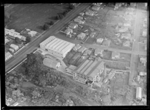 Tattersfield factory, Westmere, Auckland