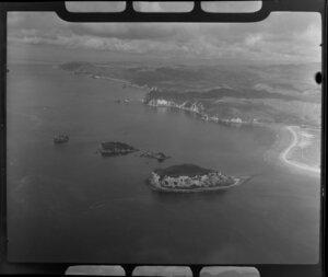 Hauturu and Whenuakura Islands, Bay of Plenty