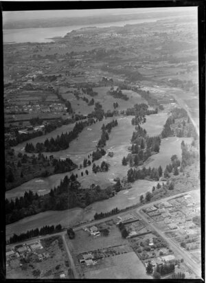 Maungakiekie golf course, Mt Roskill, Auckland