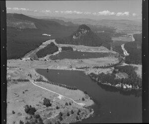 Atiamuri Hydro power station, Waikato River
