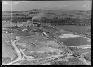 Meremere Power Station, Waikato Region