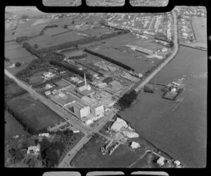 Dominion Breweries Limited, Otahuhu, Auckland