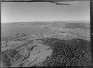 Mount Ngongotaha, and Lake Rotorua