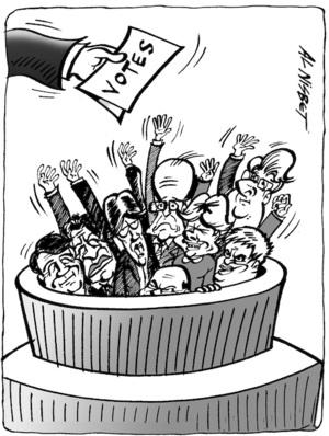 Votes. 7 September, 2005