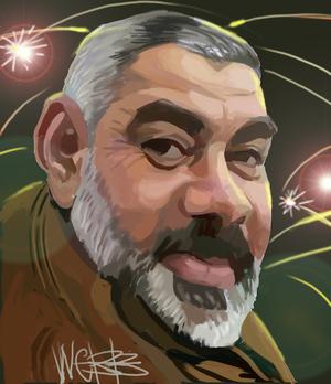 Ismail Haniyeh, 3 July, 2006.