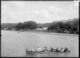 Row boats at Arkles Bay, Auckland