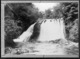 Aniwaniwa Falls, Lake Waikaremoana - Photograph taken by John William McDougall