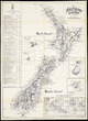 New Zealand. General Survey Office :The New Zealand grand tour / F W Flanagan delt. Photolithographed at the General Survey Office Wellington, N.Z. January 1890.