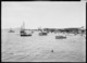 Leisure craft and holiday makers at Bucklands Beach, Auckland