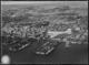 NAC Douglas DC-3 over Auckland